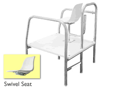 Low Profile Lifeguard Chair